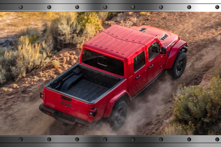 All-New 2020 Jeep Gladiator Release Date