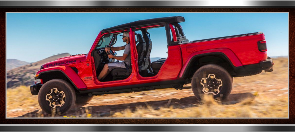All-New 2020 Jeep Gladiator Pickup Truck Chicago IL