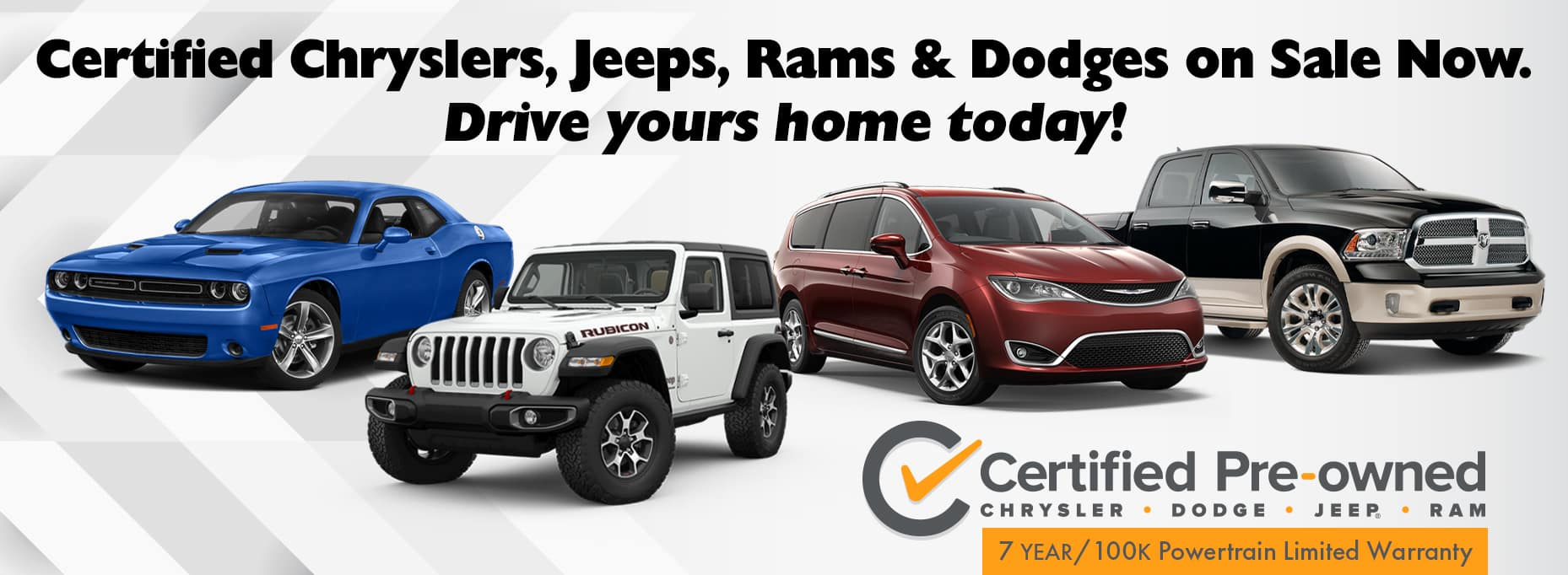 St. Charles CJDR Certified Pre-Owned Vehicles