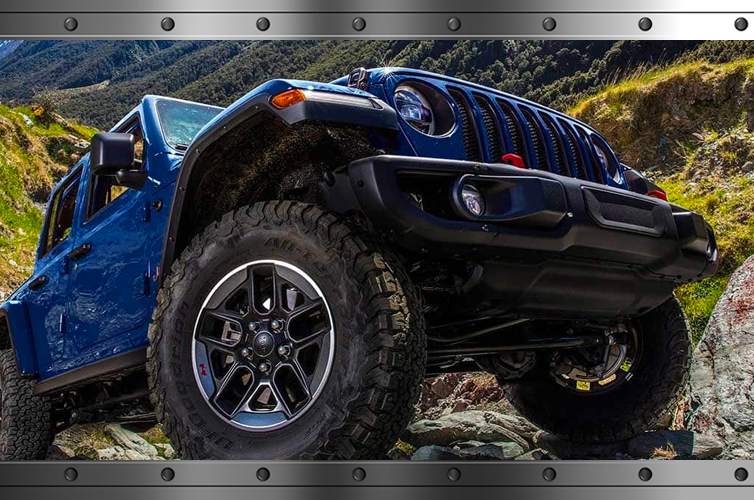 How to Prepare Your Jeep Wrangler For Off-Roading Season Chicago IL