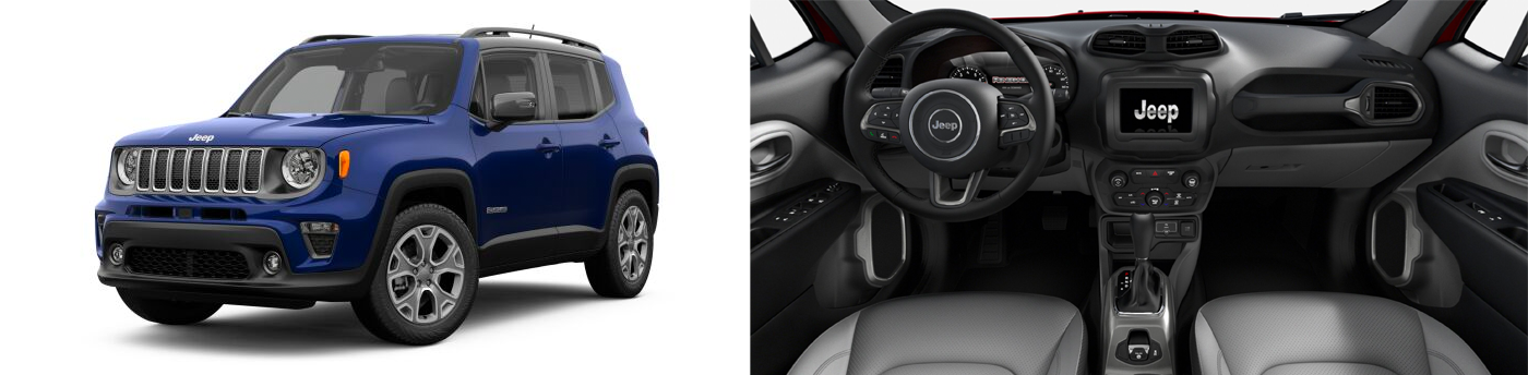 2019 Jeep Renegade Limited Chicago IL