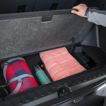 2018 Chevy Equinox Convenience