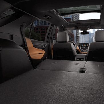2018 Chevy Equinox Space