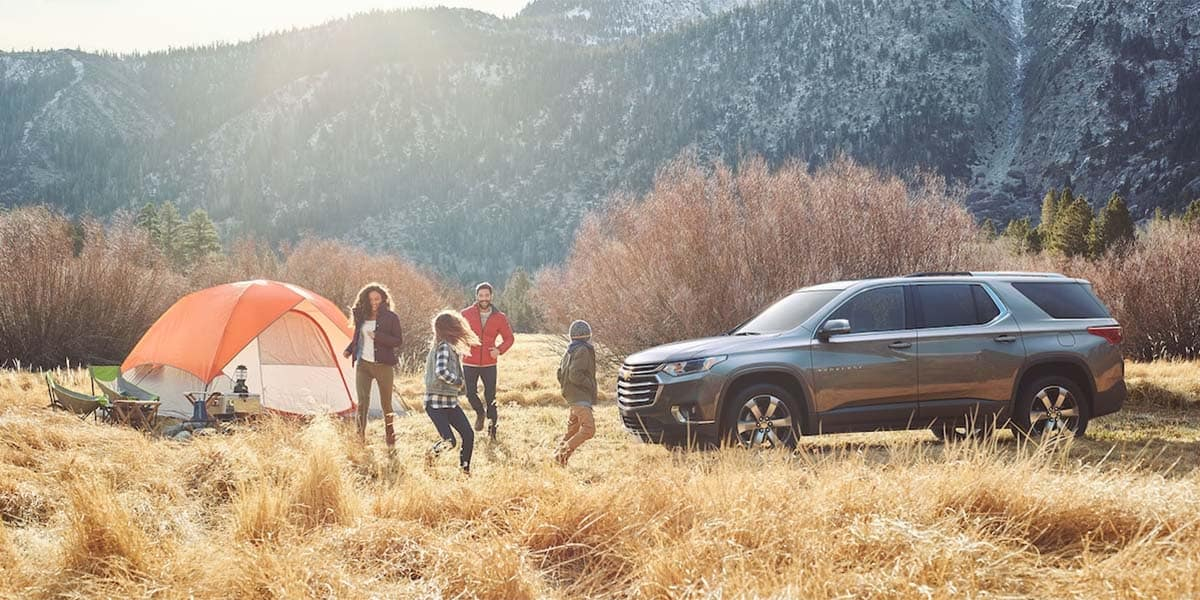 2018 Chevrolet Traverse Offroad