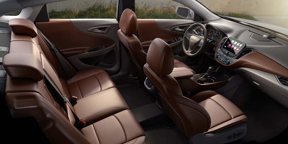 2018 Chevrolet Malibu Seats