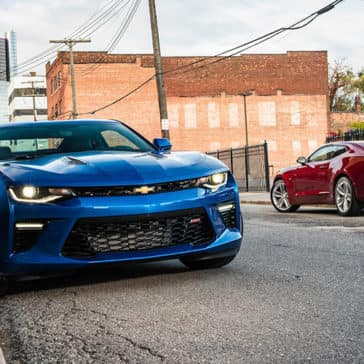2018 Chevy Camaro Pair