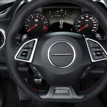 2018 Chevy Camaro Steering Wheel