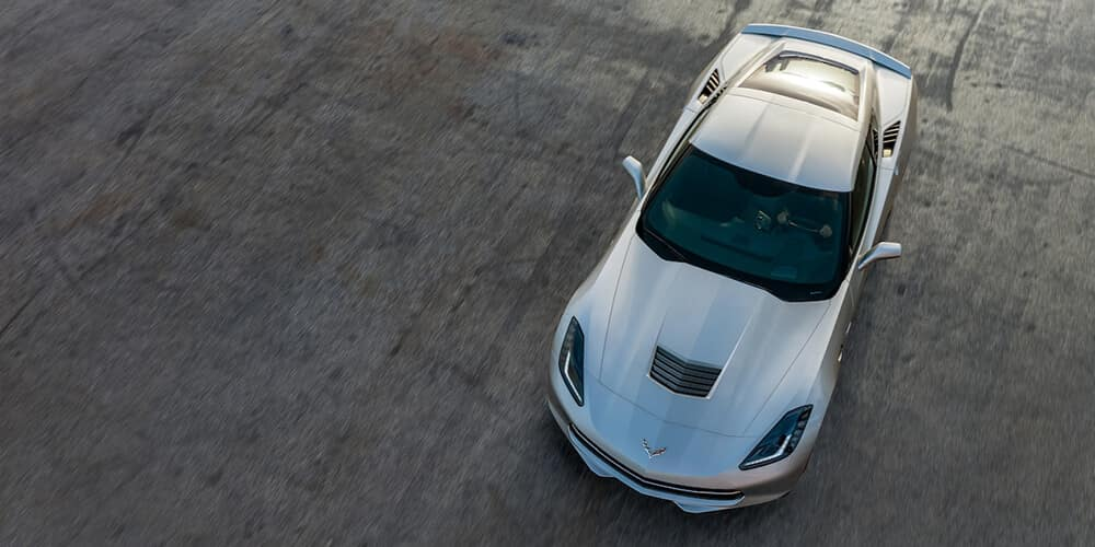 2018 Chevy Corvette Top