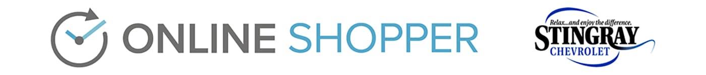 Online Shopper Banner