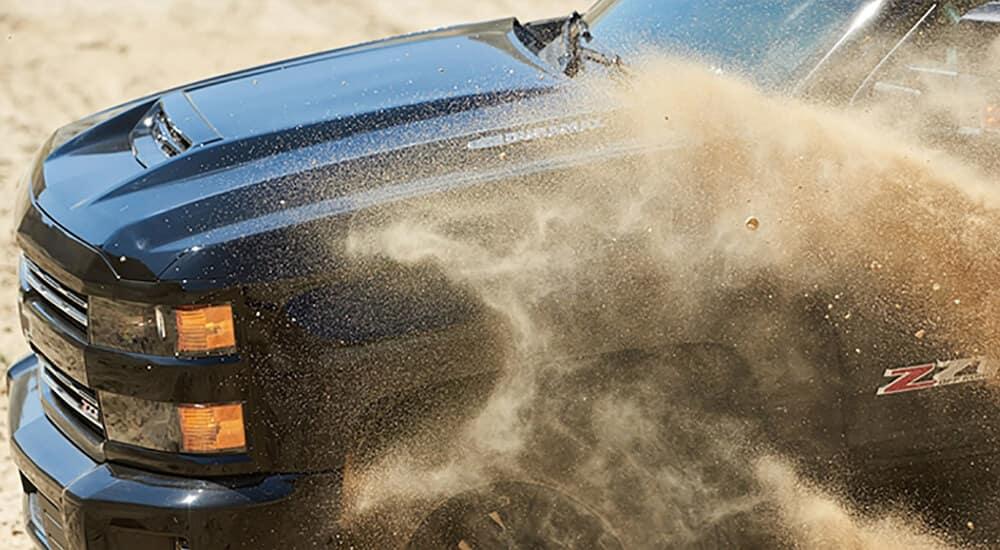 2018 Chevy Silverado 2500HD Dusty