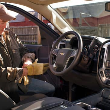 2018 Chevy Silverado 2500HD Driver