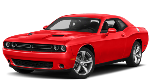 2018 Dodge Challenger Red