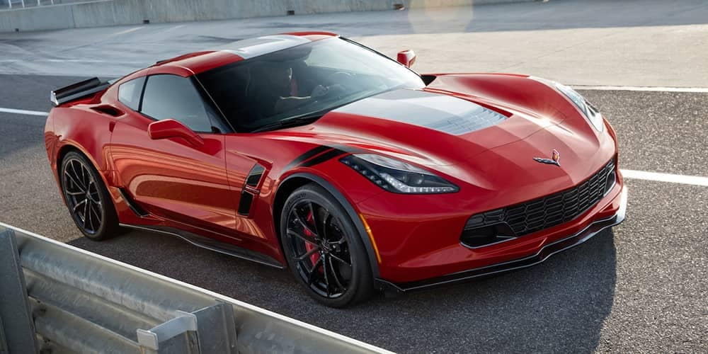 Corvette Z06 2019 >> 2019 Chevrolet Corvette Grand Sport Performance & Feature Highlights