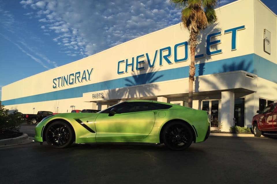 Stingray Chevy Dealership