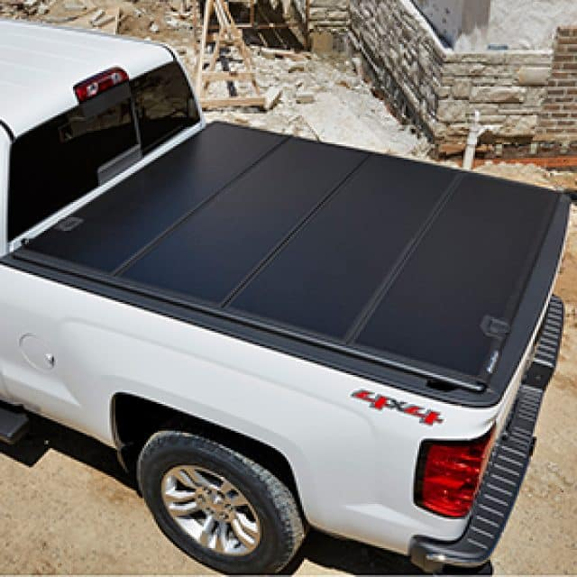 Available 2018 Chevrolet Silverado 1500 Truck Bed Accessories