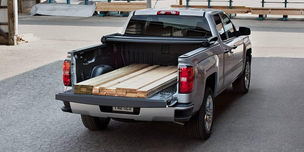 What Is The Chevy Silverado Bed Size Stingray Chevrolet