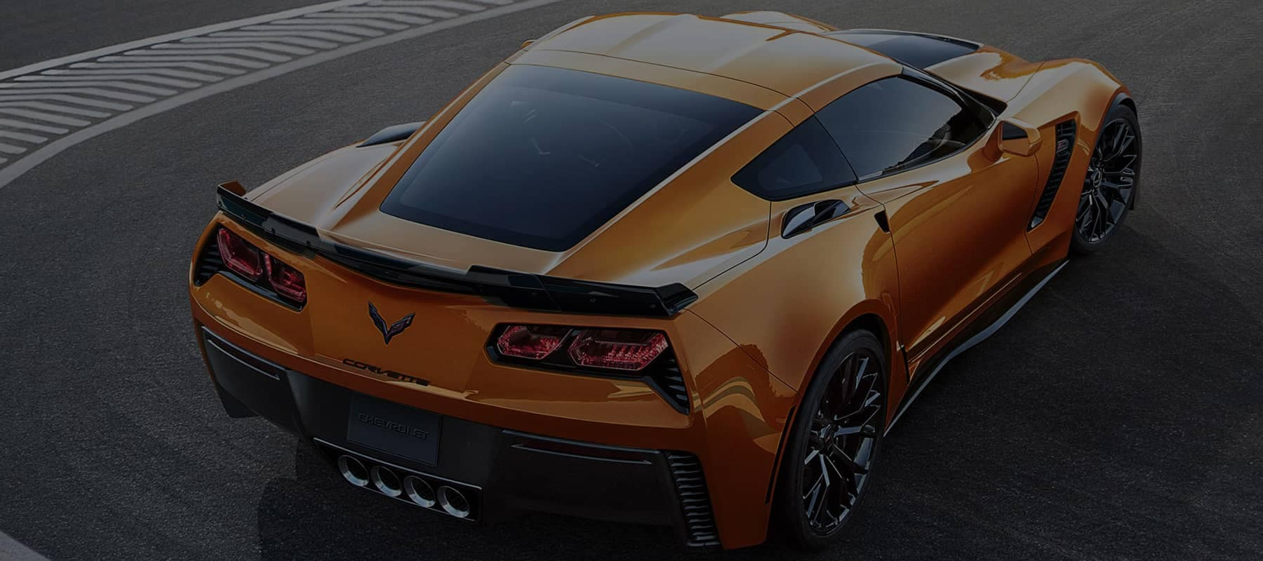 2019 Chevrolet Corvette Z06 Highlights