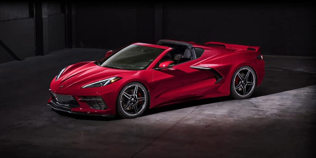Pre-Order the 2020 Corvette C8 in Plant City | Stingray ...