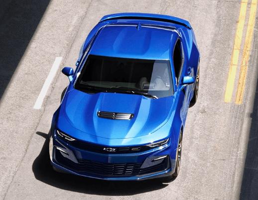 2020 Chevy Camaro