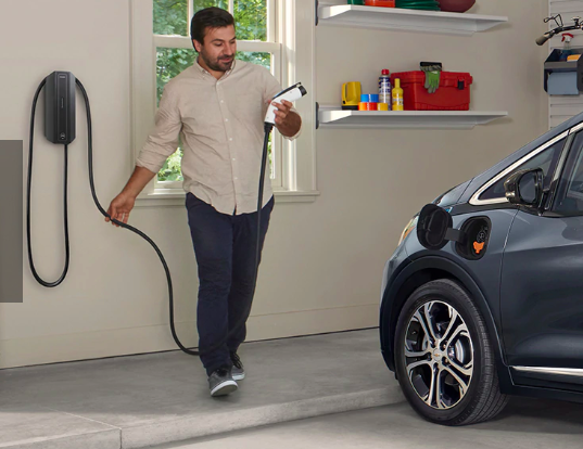 Chevy Bolt Charger