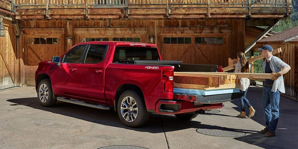 2019 Chevy Silverado 1500 Specs, Prices and Photos ...