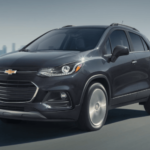 2020 Chevrolet Trax Driving