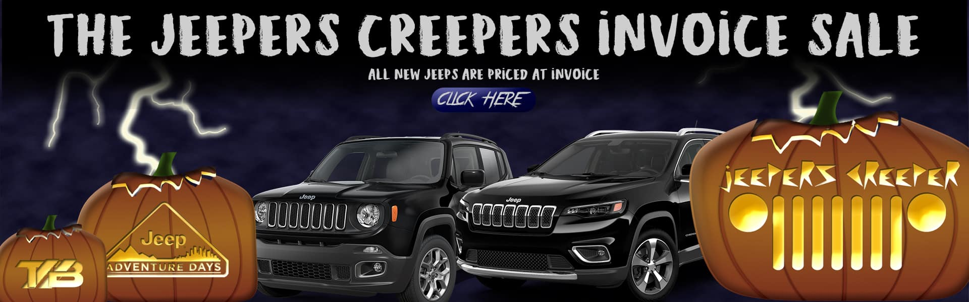 JeepersCreepers | Tate Branch Artesia
