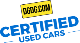 DGDG.com Certified Pre-Owned Cars Logo