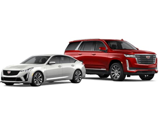 Cadillac Pair