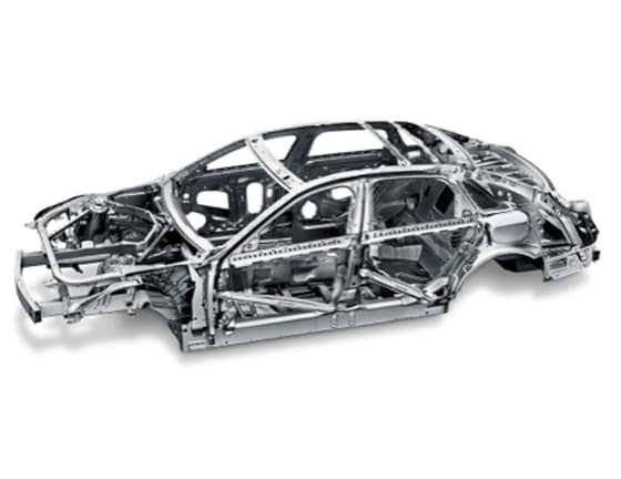 Cadillac Chassis