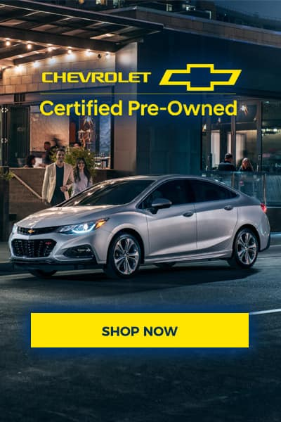 Chevrolet Certified Pre Owned >> Chevrolet Certified Pre Owned Vehicles Team Chevrolet