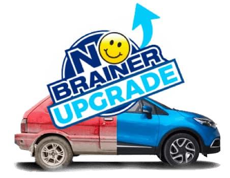 No Brainer Upgrade