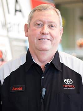 Arnold Buckner
