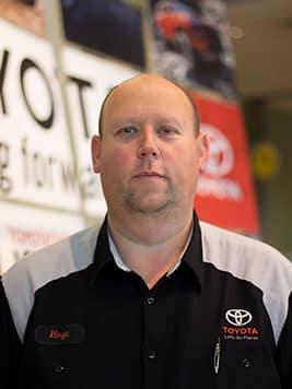 Hoyt Buckner