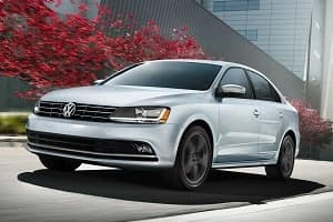 2018 VW Jetta in White Silver Metallic
