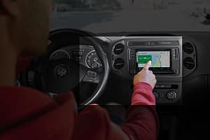 2018 VW Tiguan Technology
