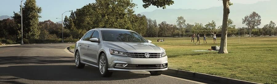 2018 Volkswagen Passat in Reflex Silver Metallic