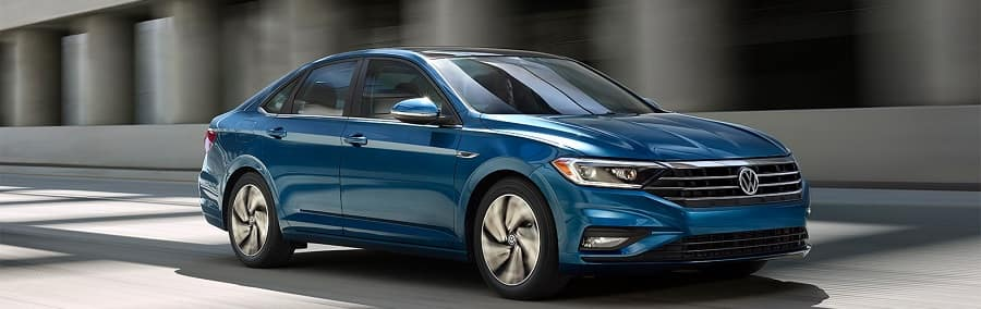 2019 Volkswagen Jetta in Silk Blue Metallic