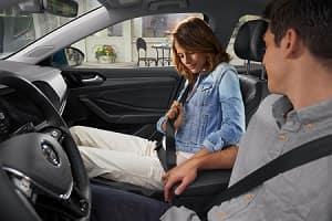 Test Driving the new 2019 VW Jetta