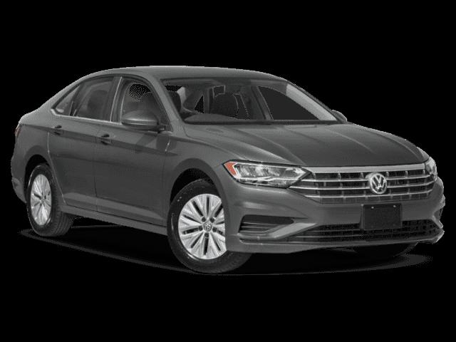 New 2020 Volkswagen Jetta S FWD 4dr Car