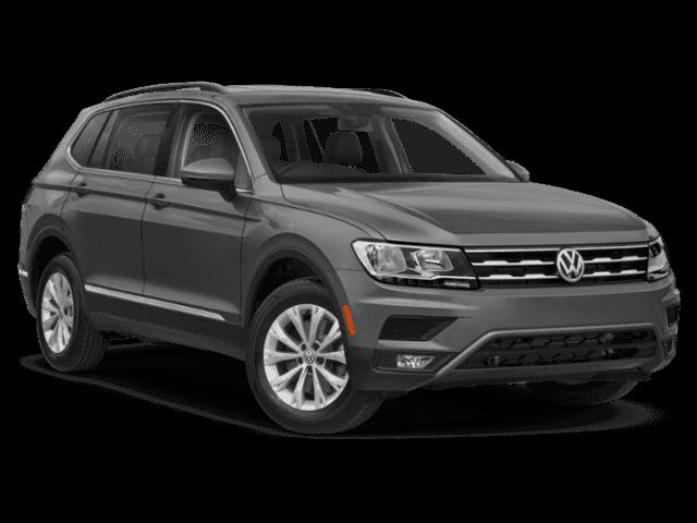 New 2020 Volkswagen Tiguan S FWD Sport Utility