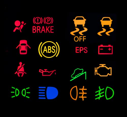 2014 jetta indicator lights