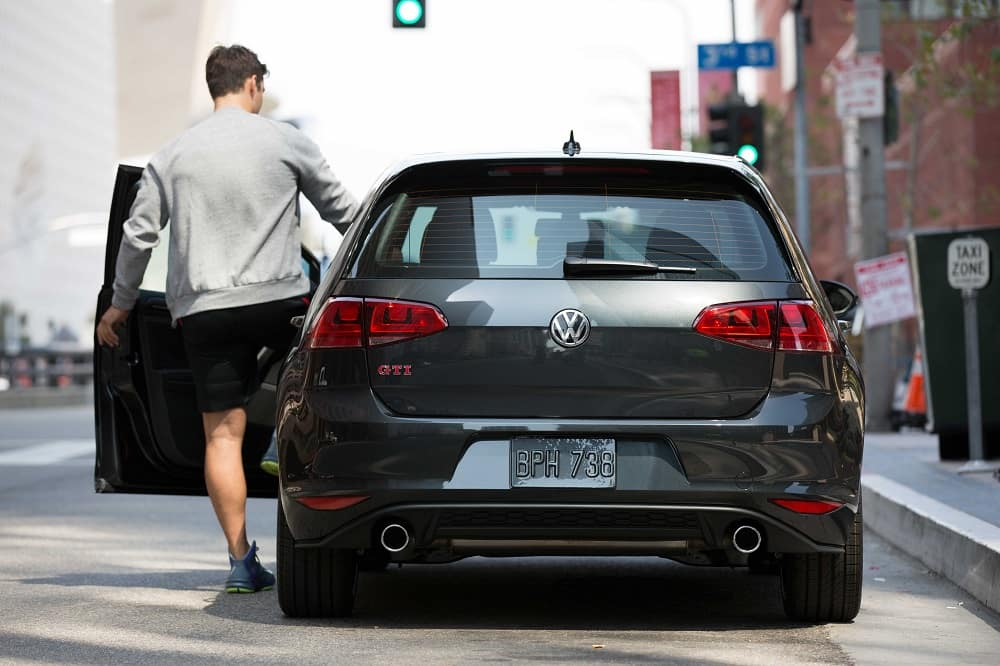 Volkswagen Golf Safety Features