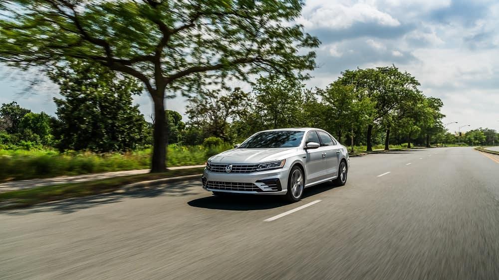 2019 Volkswagen Passat Reflex Silver Metallic