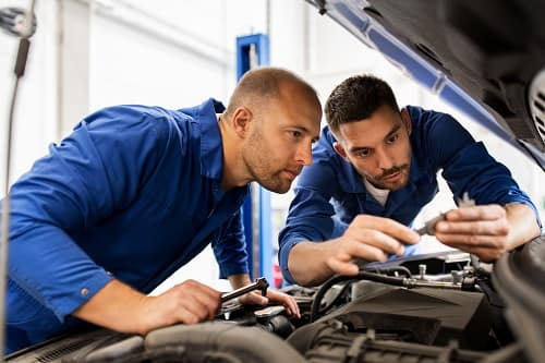 Our Service Mechanics