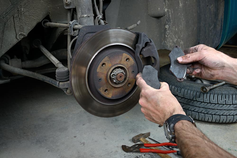 Squeaking Brakes in Toms River, New Jersey