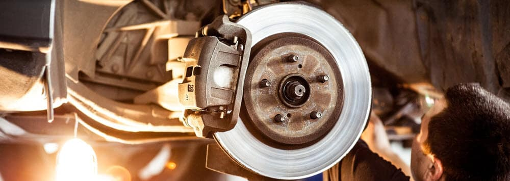 Why Are My Brakes Squeaking? | Toms River, NJ