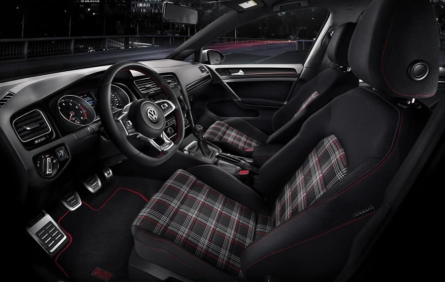 Toms River, NJ | Volkswagen Golf GTI Interior