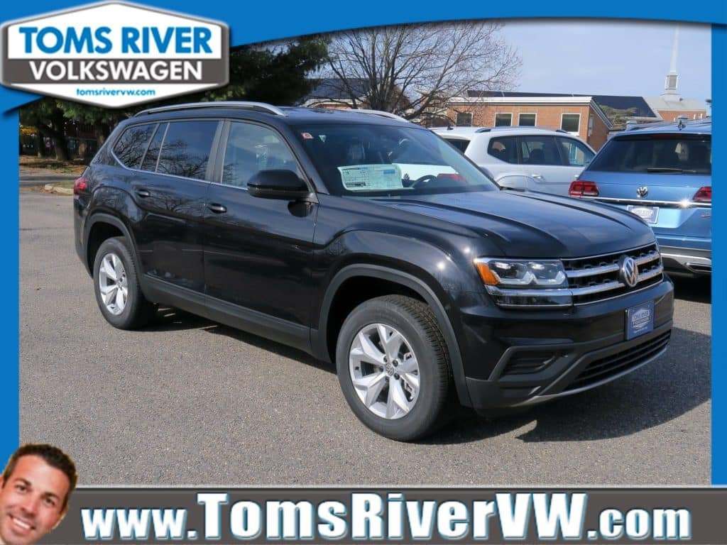 New 2019 Volkswagen Atlas 3.6L V6 S AWD