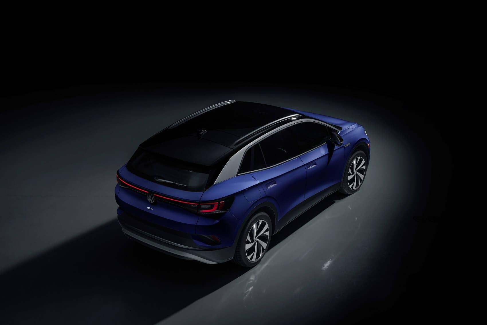 2021 Volkswagen ID.4 EV